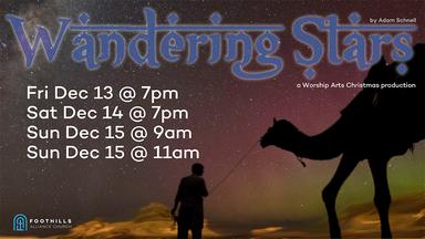 Wandering Stars - Unfamiliar Roads