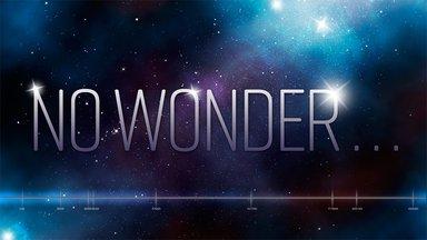 No Wonder...