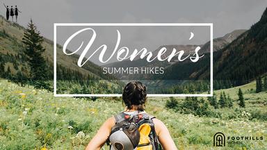 Women's Hikes: Grotto Canyon