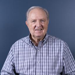 Senior Adult Ministries Pastor Roland Feltmate
