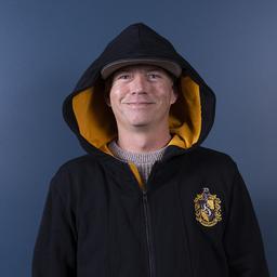 Creative Arts and Video Associate Mark Holmes