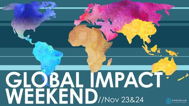 Global Impact Weekend