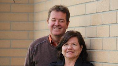 Mark & Cheryl
