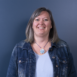 Adult Ministries Administrative Assistant Erin Thomas