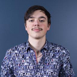 Technical Associate Gabriel Lucas